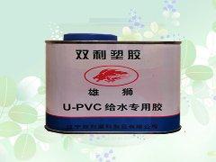 雄狮PVC胶水给水胶500克